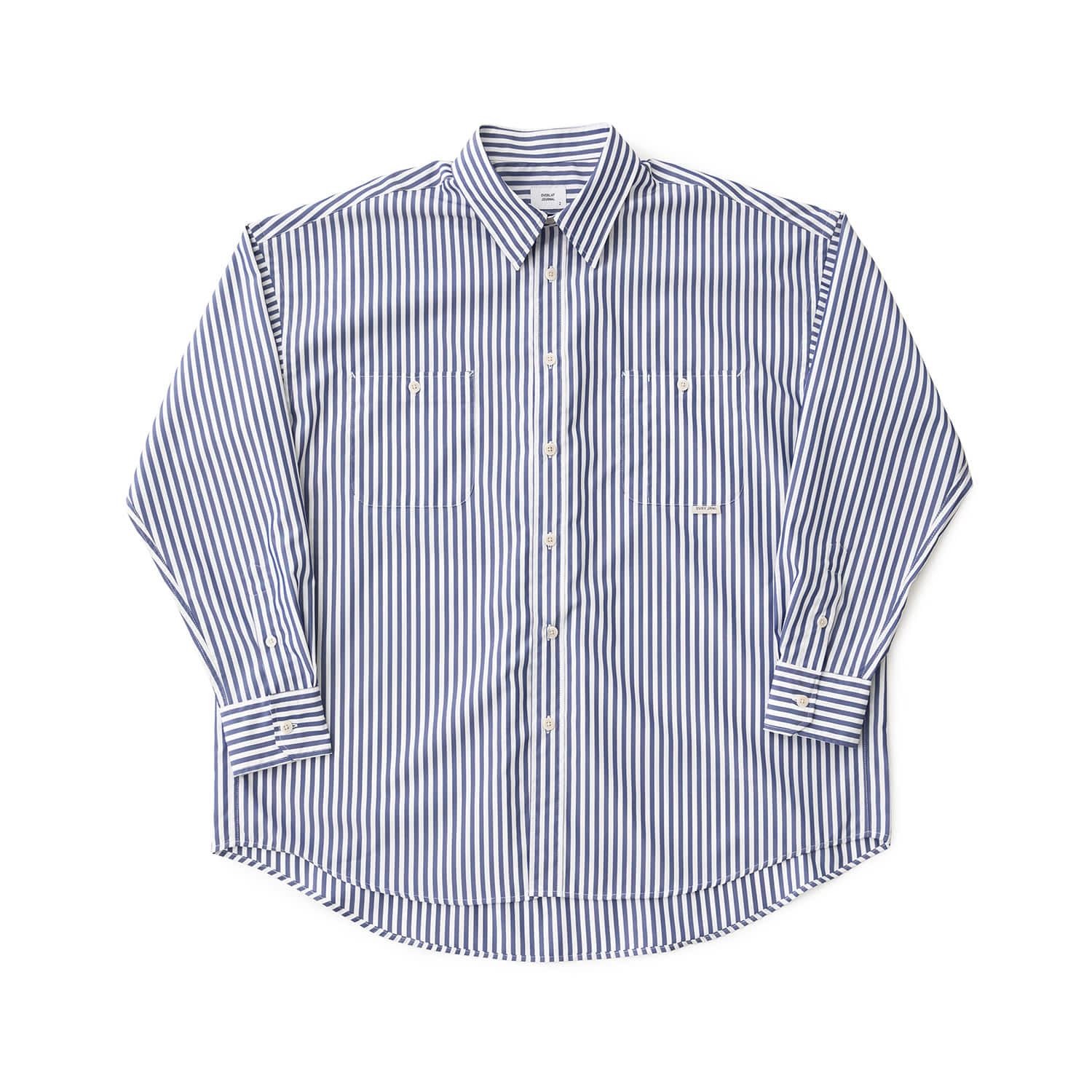 Broad Comfort Shirt (Stripe)