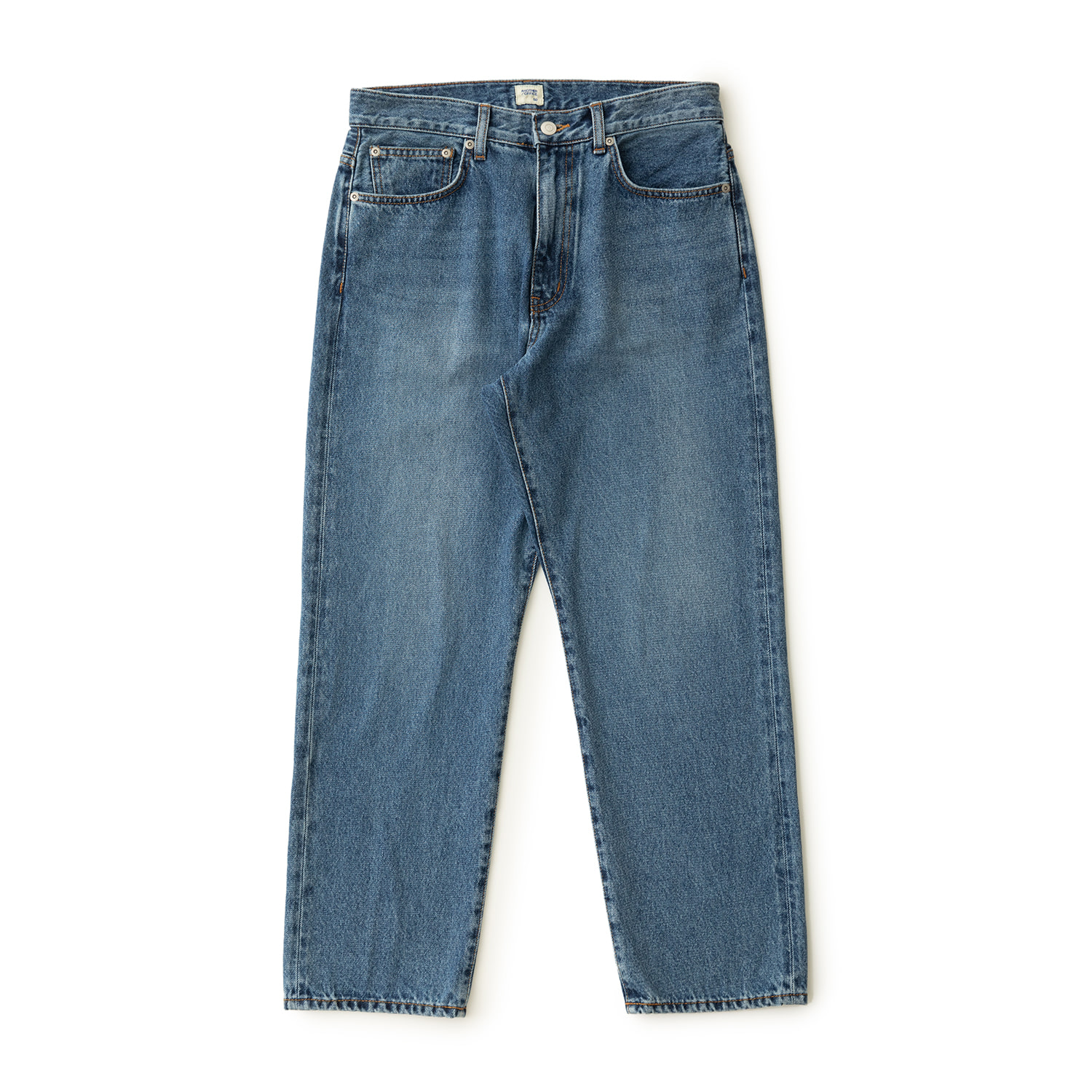 Study Denim Type 3 (Mid Blue)