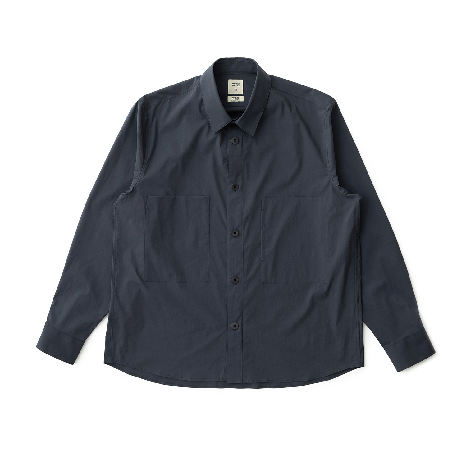 Vast Pocket Shirt (Faded Navy)